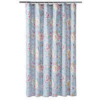 LC Lauren Conrad Vintage Bloom Shower Curtain
