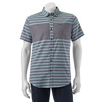 Men's Zoo York Conductor Button-Down Shirt