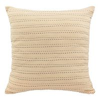 Vue Cersei 18'' x 18'' Embroidered Throw Pillow