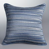 Simply Vera Vera Wang Orchid Haze Beaded Throw Pillow