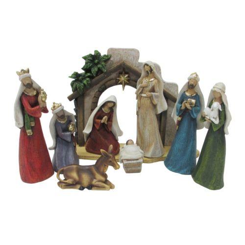 St. Nicholas Square® Nativity 10-piece Set