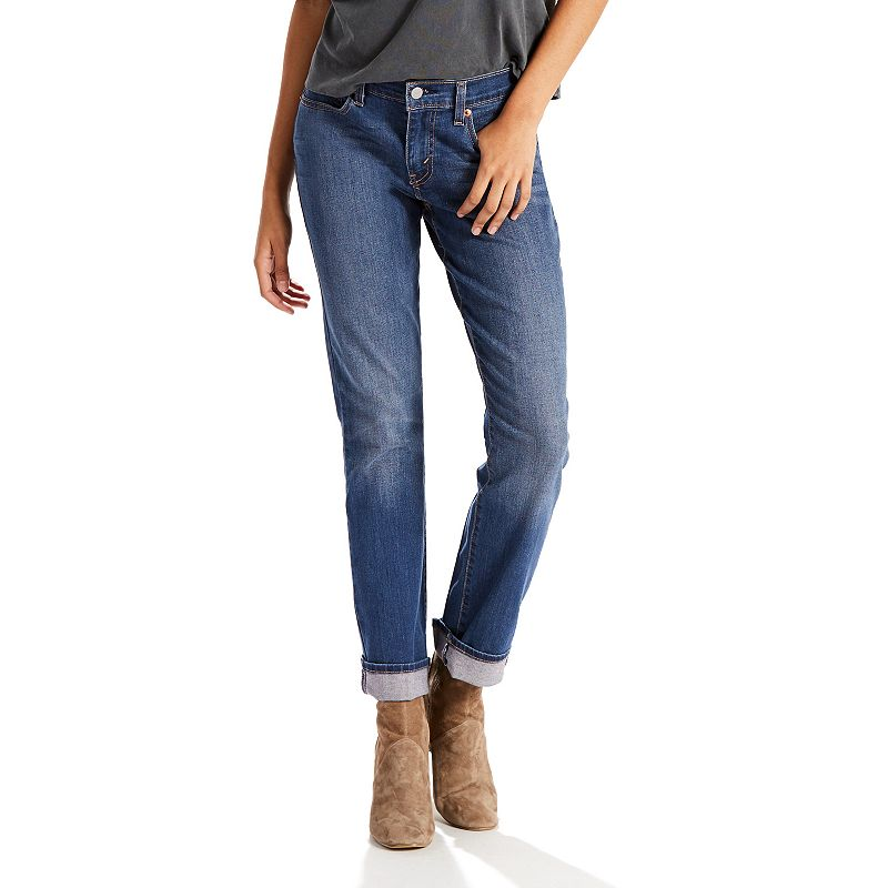 Women's Levi's 414 Relaxed Fit Straight-Leg Jeans