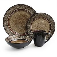 American Atelier Markham Square 16-pc. Dinnerware Set