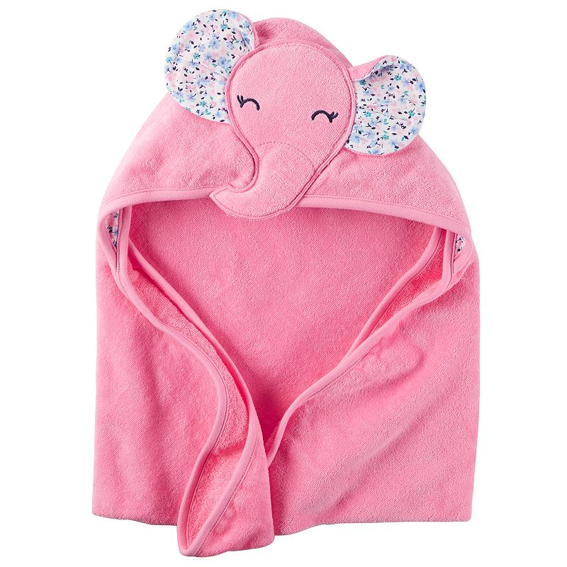 Baby Carter's Animal Hooded Towel
