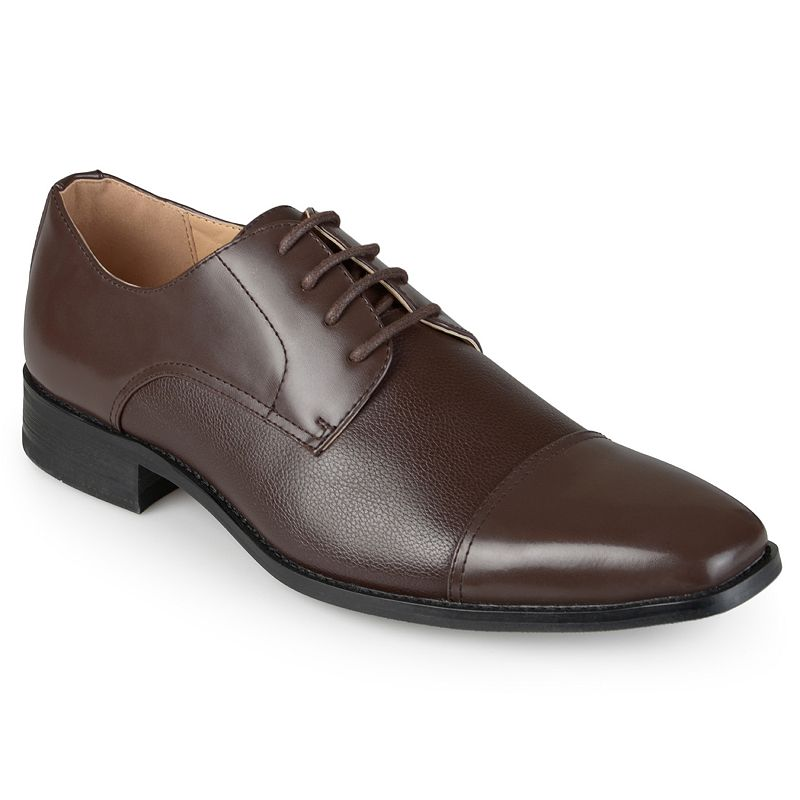 Vance Co. Evan Men's Oxford Dress Shoes
