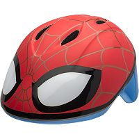 Toddler Boy Bell Marvel Spider-Man True Fit Helmet