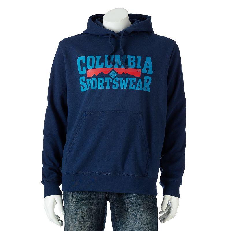 Men's Columbia Tyner Crest Hoodie