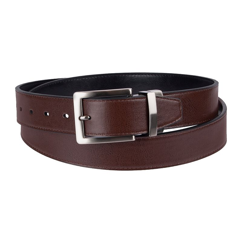 Big & Tall Dockers Reversible Bridle Leather Belt