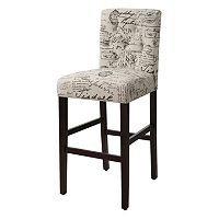 Bella Tufted Bar Stool (Multiple Colors)