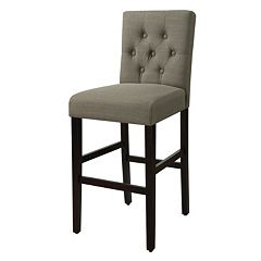 Click here to buy Bella Tufted Bar Stool .