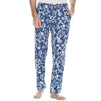 Big & Tall Residence Tropical Lounge Pants