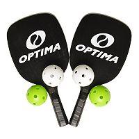 Adult Optima Pickleball Paddle & Ball Set
