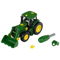 John Deere Take-A-Part Tractor by Theo Klein