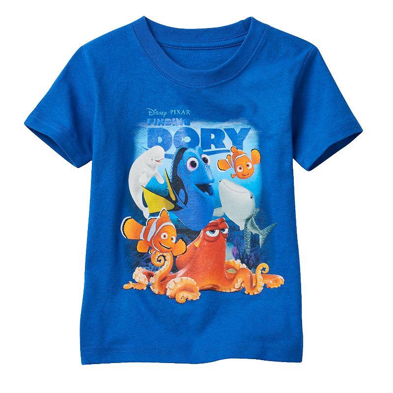 Disney / Pixar Finding Dory Toddler Boy Tee