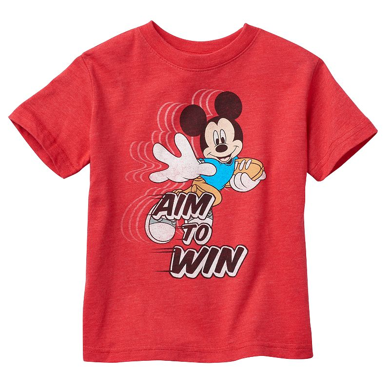 Disney's Mickey Mouse Toddler Boy Football
