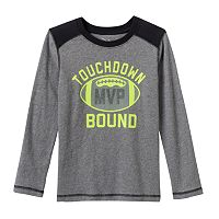 Boys 4-7x Jumping Beans® Colorblocked Sport Graphic Tee