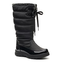 Totes Julia Girls' Waterproof Winter Boots
