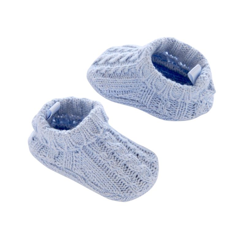 Carter's Baby Boy Monster Claw Slippers | DealTrend