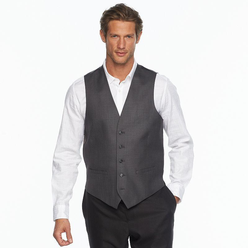 Men's Apt. 9® Slim-Fit Stretch Vest