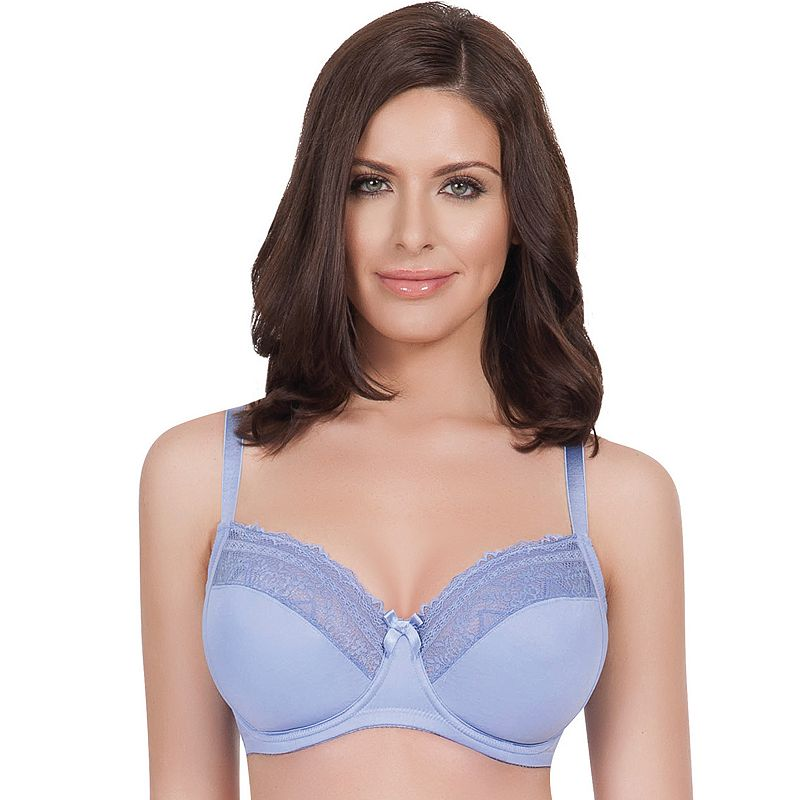 Parfait by Affinitas Bra: Casey Printed Full-Figure Bra 2802