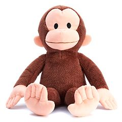 Kohl's Cares Curious George Plush Toy
