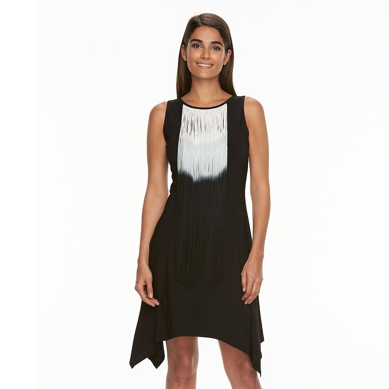 Women's Ronni Nicole Fringe Shift Dress