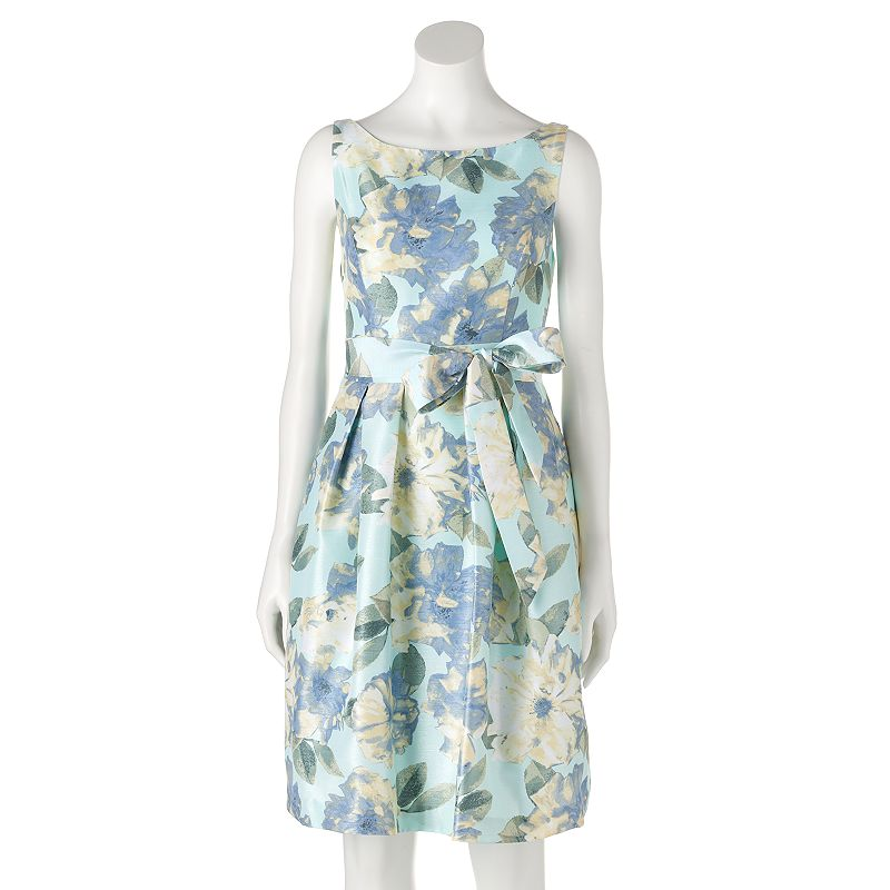 Women's Jessica Howard Floral Fit & Flare Dress