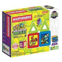 Magformers 18-pc. Teenage Mutant Ninja Turtles Set