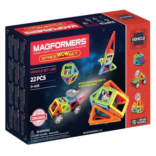 Magformers 22-pc.Space Wow Set