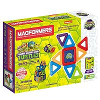 Magformers 60-pc. Teenage Mutant Ninja Turtles Set