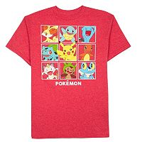 Boys 8-20 Pokémon Masters Tee