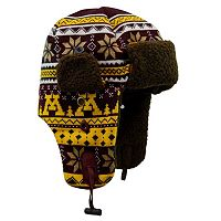 Adult Top of the World Minnesota Golden Gophers Trapper Hat