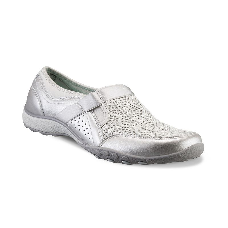 Skechers Relaxed Fit Breathe Easy Clean Sweep Women's Shoes