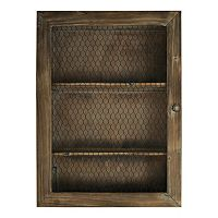 Sheffield Home Wire Door Cabinet Wall Decor