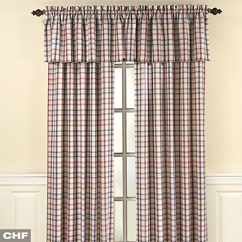 Portman Plaid Drape