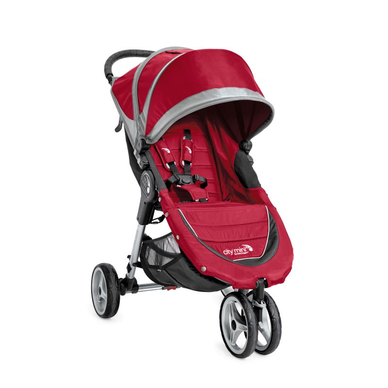 Baby Jogger City Mini Stroller, Red