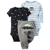 Baby Boy Carter's Graphic Bodysuit & Pants Set