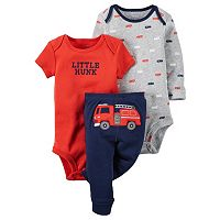 Baby Boy Carter's Graphic Bodysuit & Pants Set