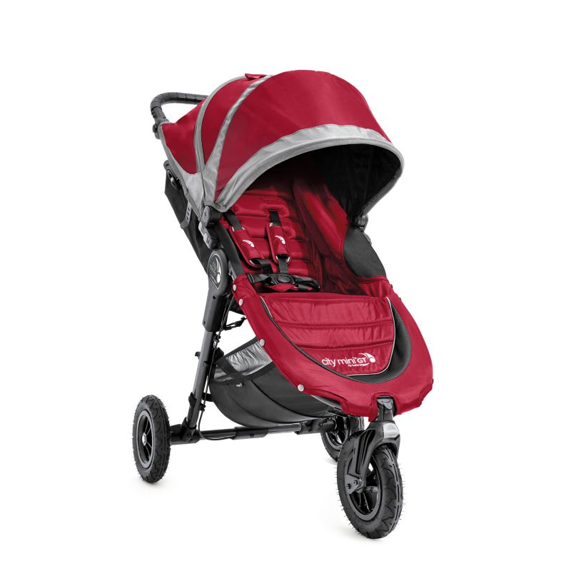 Baby Jogger City Mini GT Stroller, Red