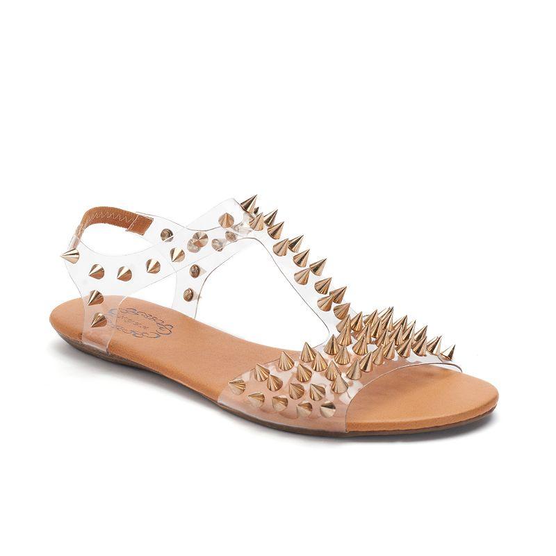 NYLA Jeralisa Women's Spike Sandals