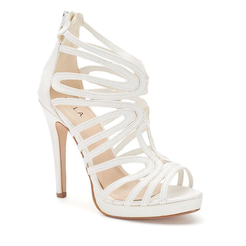 NYLA Rasha Women's High Heel Sandals