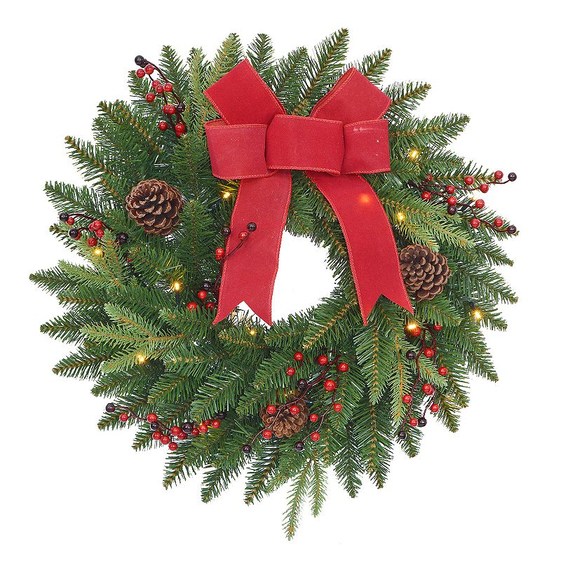 outdoor lighted wreath do you need review of large outdoor lighted. Black Bedroom Furniture Sets. Home Design Ideas