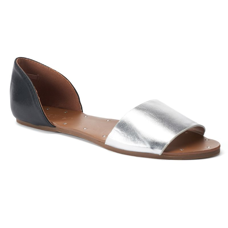 NYLA Lindsey Women's Two-Piece Sandals