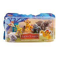 Disney's Just Play The Lion Guard Figure Set