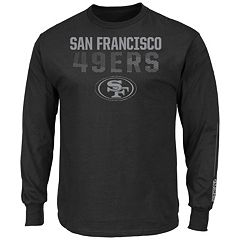 Toddler San Francisco 49ers Black Classic Fan Fleece Set