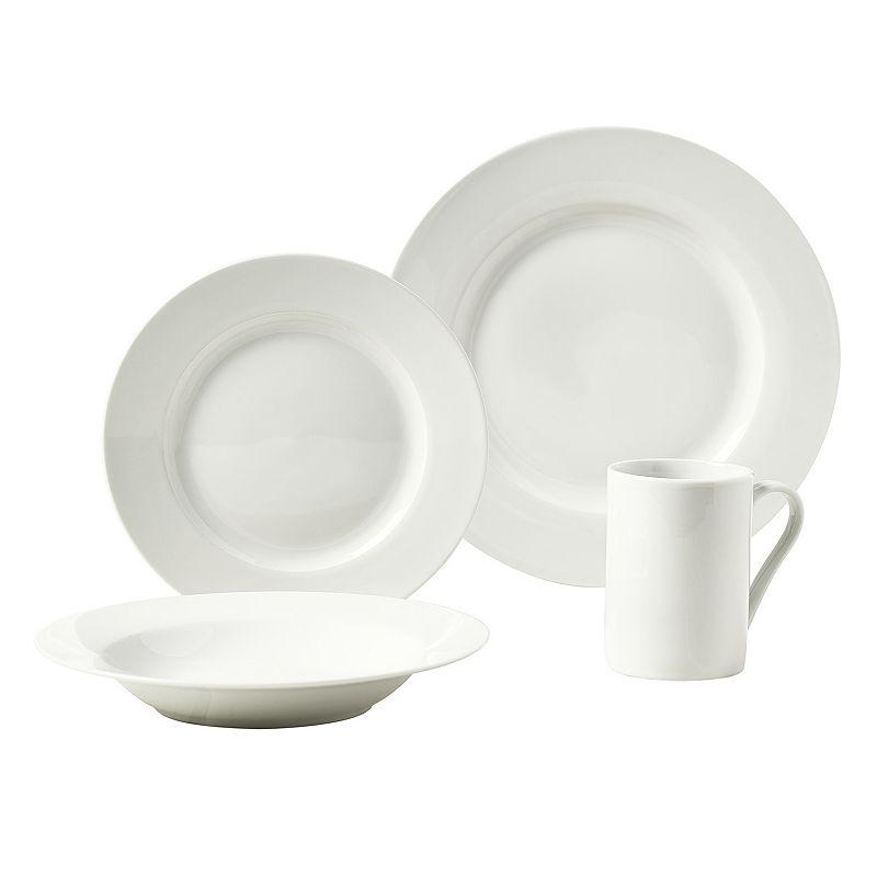 Gallery Parker 16-pc. Round Rim Dinnerware Set