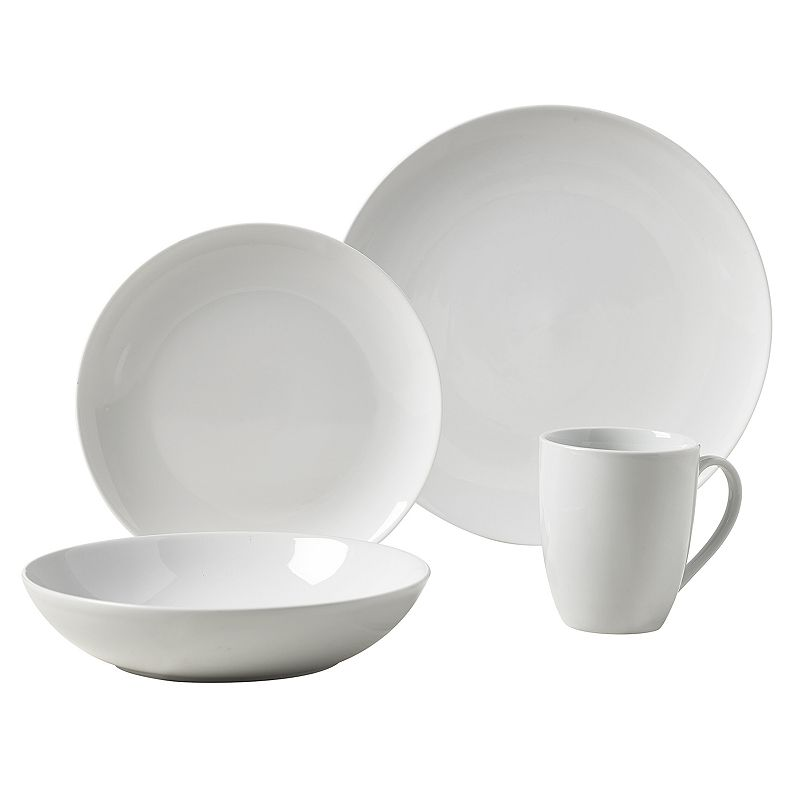 Gallery Collins 16-pc. Round Coupe Dinnerware Set