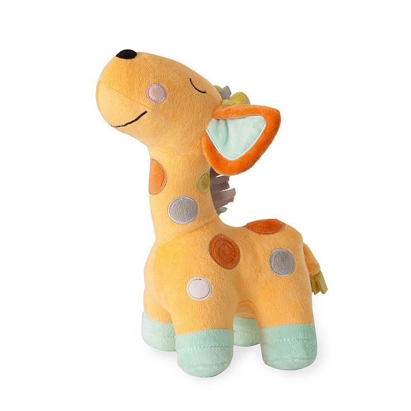 Happi Jungle by Dena Plush Flapjack the Giraffe by Lambs & Ivy