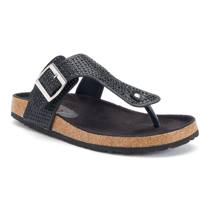 NYLA Chavis Women's Footbed Sandals