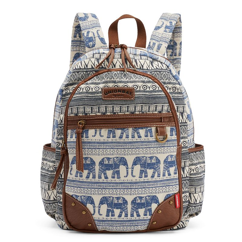Unionbay Elephant Graphic Backpack